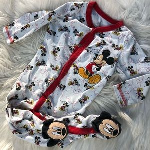 Disney parks mickey mouse baby onesie 6 months